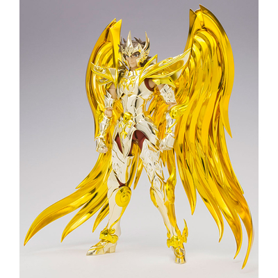 Figurine Saint Seiya Soul of Gold Aiolos du Sagittaire Myth Cloth EX