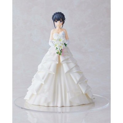 Statuette Rascal Does Not Dream of Bunny Girl Senpai Shoko Mahinohara Wedding Ver. 22cm