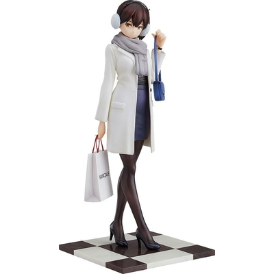 Statuette Kantai Collection Kaga Shopping Mode 21cm