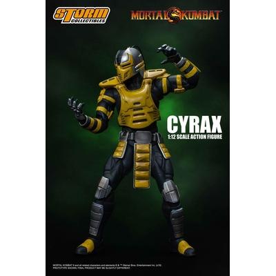 Figurine Mortal Kombat Cyrax 18cm