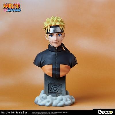 Buste Naruto Shippuden Naruto Uzumaki 14cm