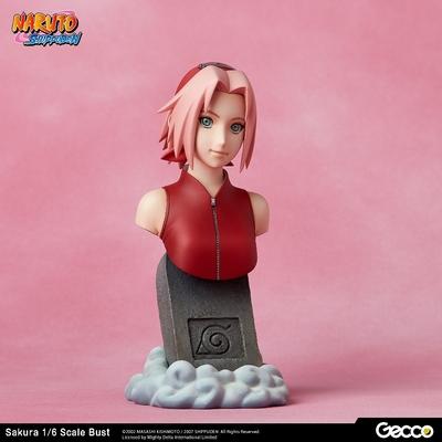 Buste Naruto Shippuden Sakura Haruno 14cm