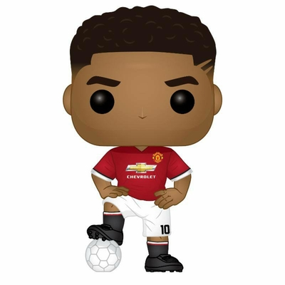 Figurine Football Funko POP! Marcus Rashford Manchester United 9cm