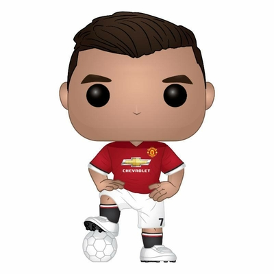 Figurine Football Funko POP! Alexis Sánchez Manchester United 9cm