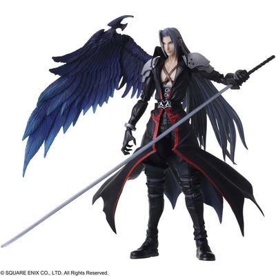 Figurine Final Fantasy VII Bring Arts Sephiroth Another Form Ver. 18cm