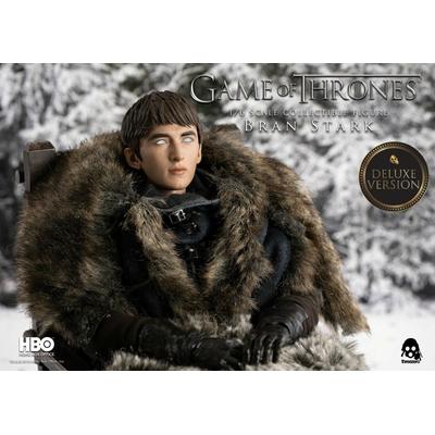 Figurine Game of Thrones Bran Stark Deluxe Version 29cm