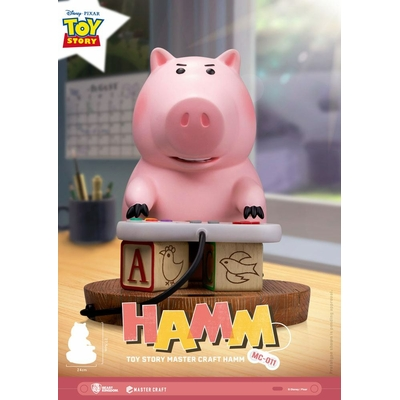 Statuette Toy Story Master Craft Hamm 28cm