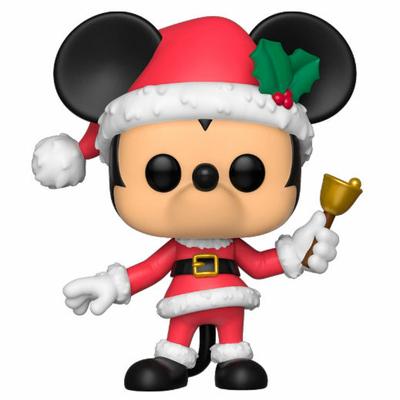 Figurine Disney Holiday POP! Mickey 9cm