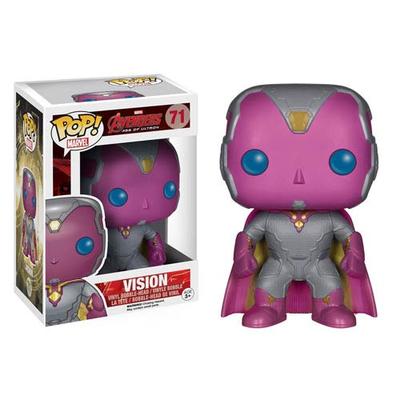 Figurine Bobble Head Avengers L'Ère d'Ultron POP! Vision 10 cm