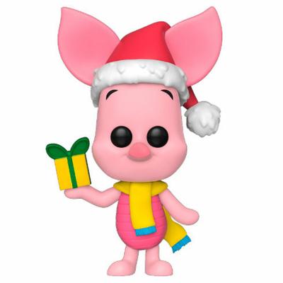 Figurine Disney Holiday POP! Piglet 9cm