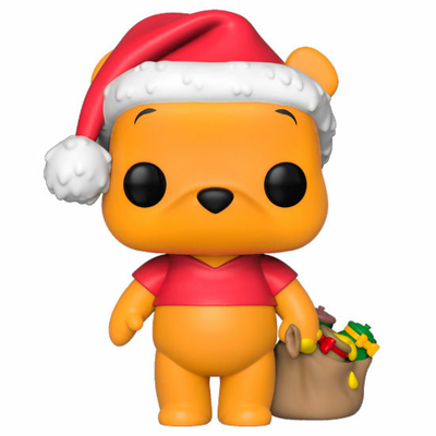 Figurine Disney Holiday POP! Winnie the Pooh 9cm