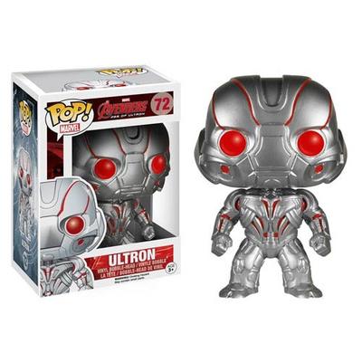 Figurine Bobble Head Avengers L'Ère d'Ultron POP! Ultron 10 cm