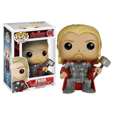 Figurine Bobble Head Avengers L'Ère d'Ultron POP! Thor 10 cm