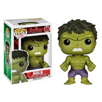 Figurine Bobble Head Avengers L'Ère d'Ultron POP! Hulk 10 cm