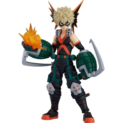 Figurine Figma My Hero Academia Katsuki Bakugo 14cm