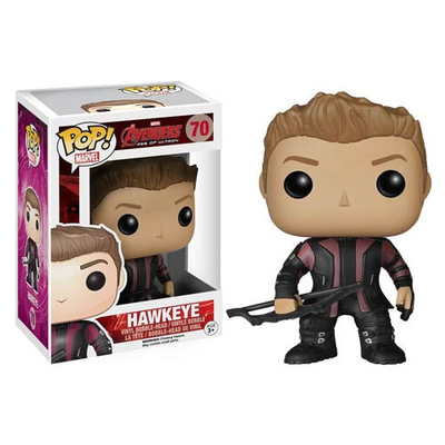 Figurine Bobble Head Avengers L'Ère d'Ultron POP! Hawkeye 10 cm