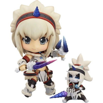 Figurine Nendoroid Monster Hunter 4 Hunter Female Kirin Edition 10cm