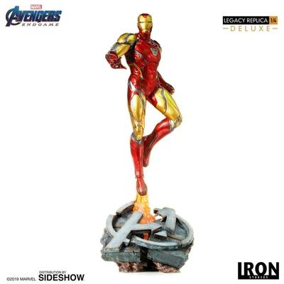 Statue Avengers Endgame Legacy Replica Iron Man Mark LXXXV 78cm