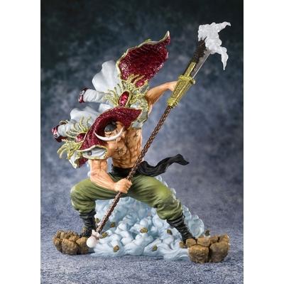 Statuette One Piece Figuarts Zero Edward Newgate Whitebeard Pirate Captain 27cm