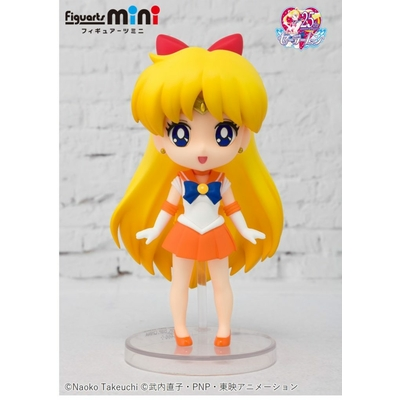 Figurine Sailor Moon Figuarts mini Sailor Venus 9cm