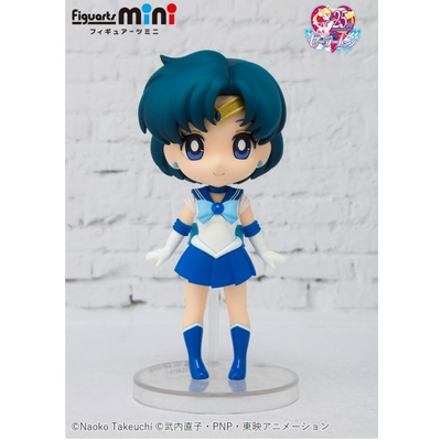 Figurine Sailor Moon Figuarts mini Sailor Mercury 9cm