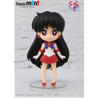 Figurine Sailor Moon Figuarts mini Sailor Mars 9cm