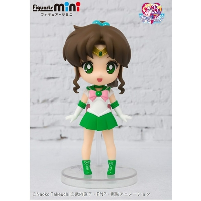 Figurine Sailor Moon Figuarts mini Sailor Jupiter 9cm