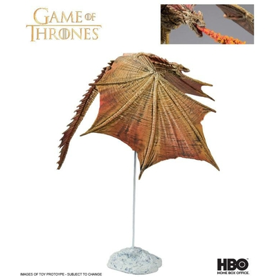 Figurine Game of Thrones Viserion Ver. II 23cm