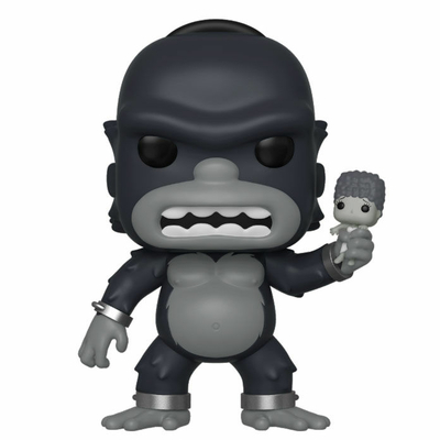 Figurine The Simpsons Funko POP! King Kong Homer 9cm