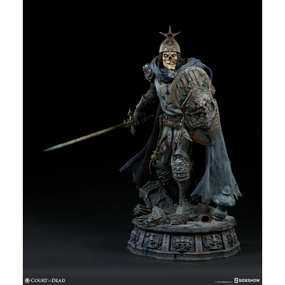 Statuette Court of the Dead Premium Format Relic Ravlatch Paladin of the Dead 51cm