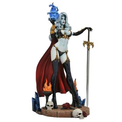 Statuette Femme Fatales Lady Death IV 23cm