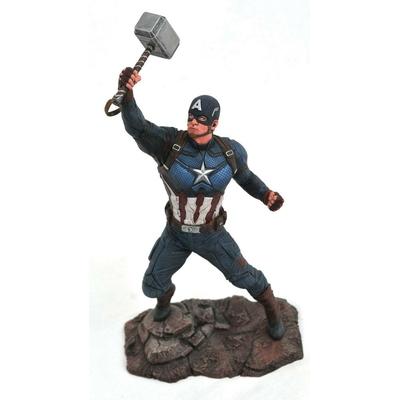 Statuette Avengers Endgame Marvel Gallery Captain America 23cm
