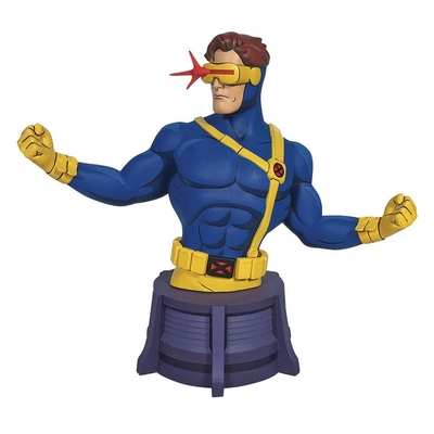 Buste Marvel X-Men Animated Series Cyclops 15cm