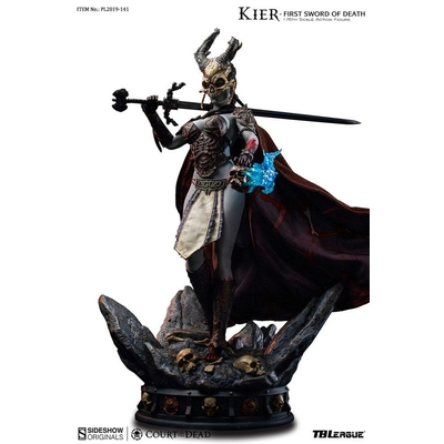 Figurine Court of the Dead Kier First Sword of Death 28cm