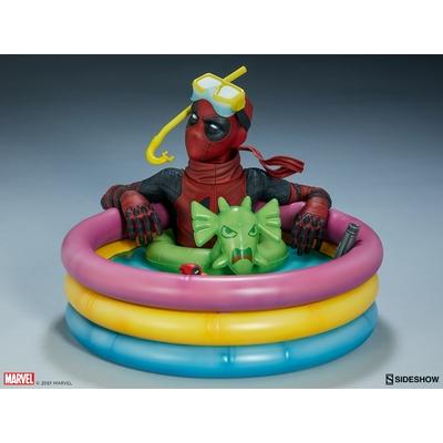 Statuette Marvel Premium Format Kidpool 18cm