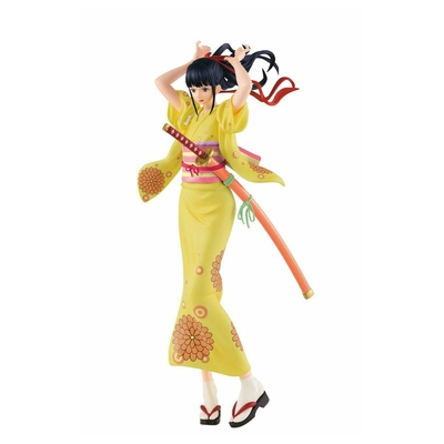 Statuette One Piece Ichibansho Robin Okiku 27cm