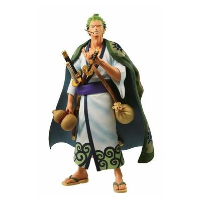 Statuette One Piece Ichibansho Roronoa Zoro Zorojyuro 26cm