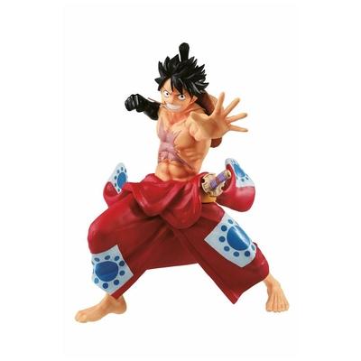 Statuette One Piece Ichibansho Luffy No Umi 20cm