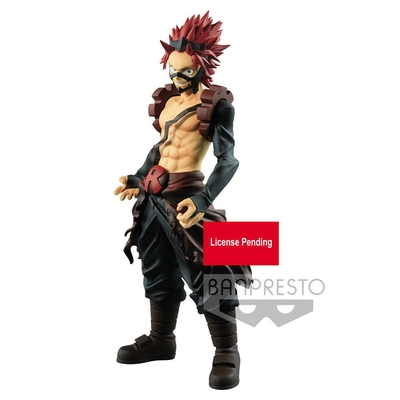 Statuette My Hero Academia Age of Heroes Red Riot 17cm