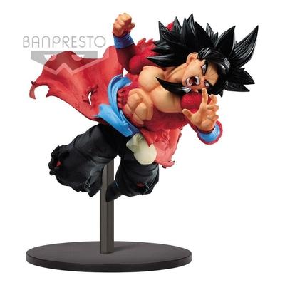 Statuette Super Dragon Ball Heroes Super Saiyan 4 Son Goku Xeno 9th Anniversary 14cm