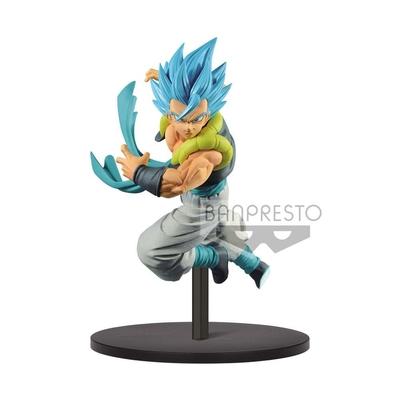 Statuette Dragon Ball Super Chosenshiretsuden Super Saiyan God Super Saiyan Gogeta 17cm