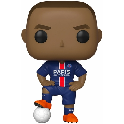 Figurine Football Funko POP! Kylian Mbappé PSG 9cm