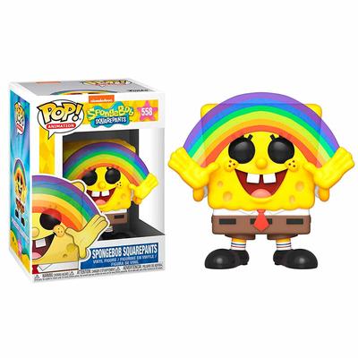 Figurine Bob l´éponge Funko POP! SpongeBob Rainbow 9cm