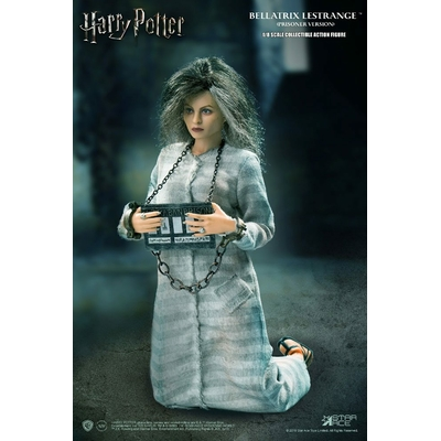 Figurine Harry Potter Real Master Series Bellatrix Lestrange Prisoner Version 23cm