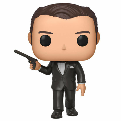 Figurine James Bond Funko POP! Pierce Brosnan GoldenEye 9cm