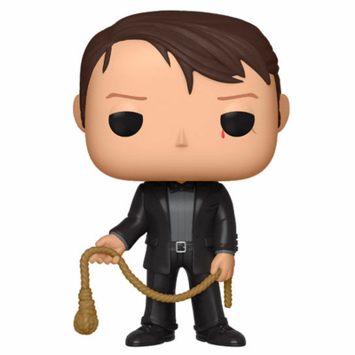 Figurine James Bond Funko POP! Le Chiffre 9cm