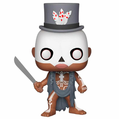 Figurine James Bond Funko POP! Baron Samedi 9cm