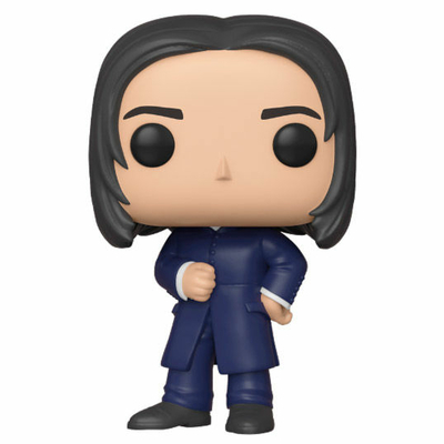 Figurine Harry Potter Funko POP! Severus Snape Yule 9cm
