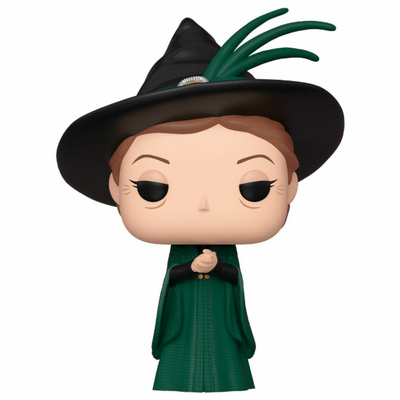 Figurine Harry Potter Funko POP! Minerva McGonagall Yule 9cm