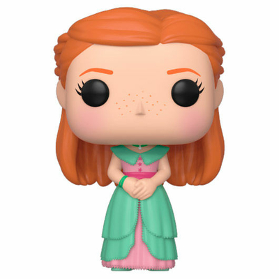 Figurine Harry Potter Funko POP! Ginny Yule 9cm